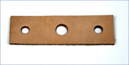 Arm Exerciser Leather Resistance Pad