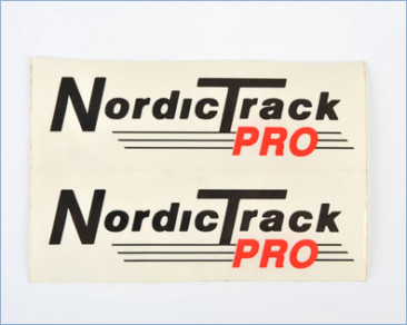 Pro Decal Sticker set