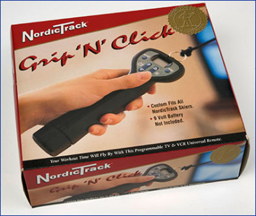 Grip 'N' Click NordicTrack Grips
