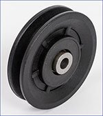 Ultralift cable pulley